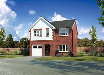 Thumbnail 4 bed detached house for sale in Douglas Meadow, Bolton Road, Adlington