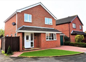 Thumbnail 3 bed detached house for sale in Shepherds Purse Close, Locks Heath