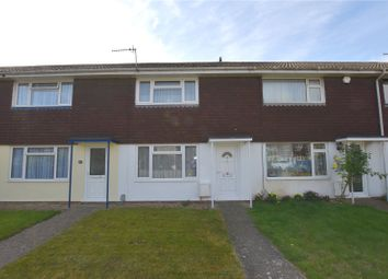 Thumbnail 2 bed terraced house for sale in Hayley Road, Lancing, West Sussex