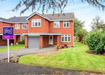 4 bed detached house for sale in Leedhams Croft, Walton-On-Trent, Swadlincote DE12