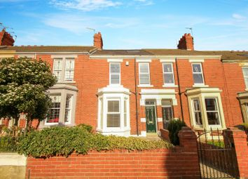 Thumbnail 5 bed terraced house for sale in Beach Avenue, Whitley Bay