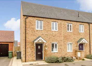 Thumbnail 2 bed end terrace house for sale in Rowe Place, Swaffham