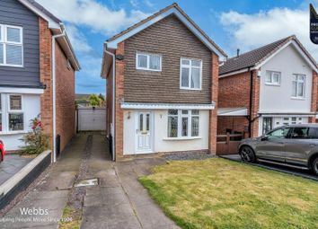 3 bed detached house for sale in Fairfield Close, Heath Hayes, Cannock WS12