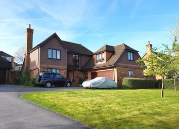 Thumbnail 4 bedroom detached house for sale in Hatch Warren, Basingstoke, Hampshire