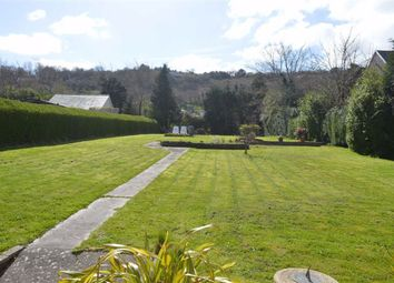Thumbnail 4 bed detached house for sale in Bayview, West End, Swansea