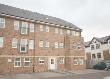Thumbnail 2 bed flat for sale in Sandringham Court, Chester Le Street, County Durham