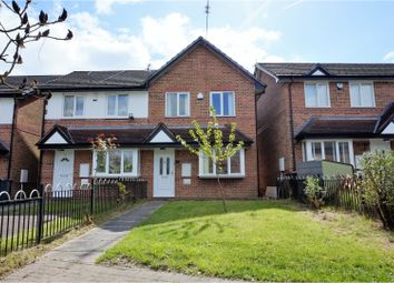Thumbnail 2 bed terraced house for sale in Yew Street, Salford