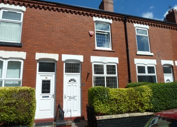 Thumbnail 2 bed terraced house to rent in Cunliffe Street, Edgeley, Stockport
