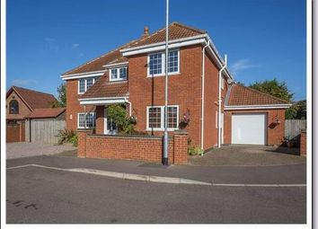 Thumbnail 6 bed detached house for sale in St Marys Close, Hogsthorpe, Skegness