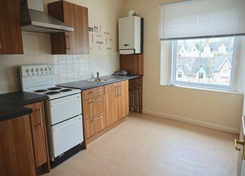 Thumbnail 1 bedroom flat to rent in Victoria Road, Torquay