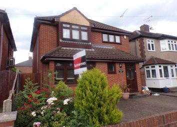 Thumbnail 3 bed property to rent in Rayleigh Road, Hutton, Brentwood