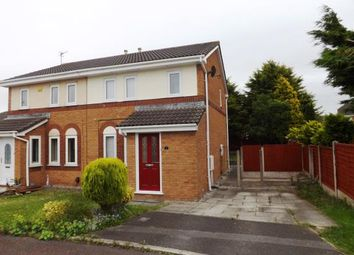 Thumbnail 3 bed semi-detached house for sale in Canterbury Close, Heaton With Oxcliffe, Morecambe, Lancashire