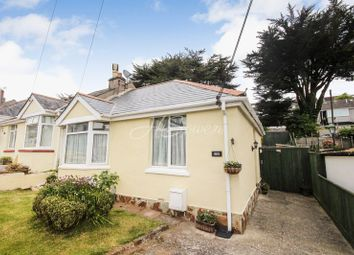Thumbnail 2 bed semi-detached bungalow for sale in Edenvale Road, Paignton