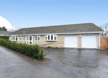 Thumbnail 4 bed detached bungalow for sale in Glebeford Close, Owermoigne, Dorchester, Dorset