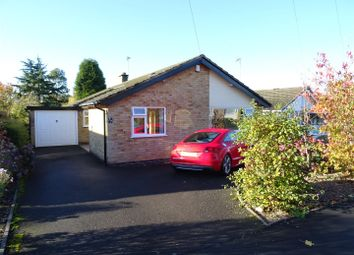Thumbnail 3 bed detached bungalow for sale in St. Davids Crescent, Coalville, Leicestershire