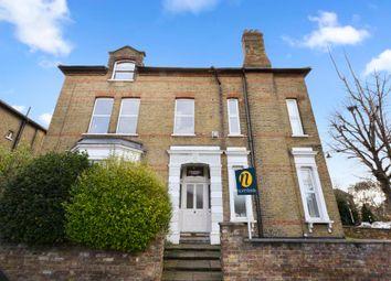 Thumbnail 1 bed flat for sale in Mattock Lane, London