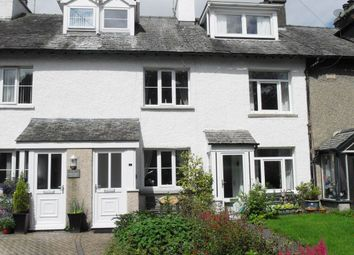 Thumbnail 2 bed terraced house to rent in The Green, Staveley, Kendal