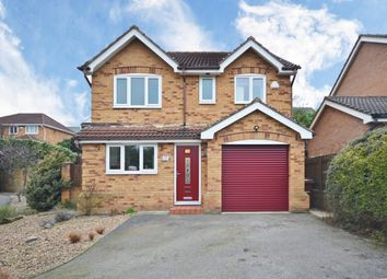 Thumbnail 4 bed detached house for sale in Tavistock Way, Crigglestone, Wakefield