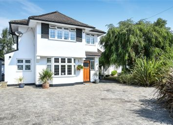 Thumbnail 4 bed property for sale in Hillcroft Crescent, Oxhey Hall, Watford