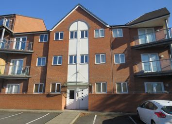 Thumbnail 2 bed flat for sale in Waterfront Way, Walsall