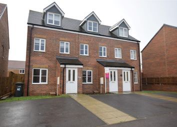 Thumbnail 3 bed town house for sale in Springbank, Peterlee, County Durham