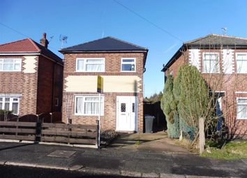 Thumbnail 3 bedroom detached house for sale in Sutton Drive, Shelton Lock, Derby