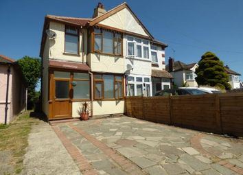 Thumbnail 2 bed semi-detached house for sale in Upminster Road North, Rainham