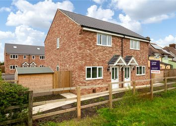 Thumbnail 2 bed semi-detached house for sale in Broadway, Bourn, Cambridge