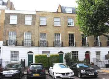 Thumbnail 4 bed terraced house for sale in Albert Street, Regents Park