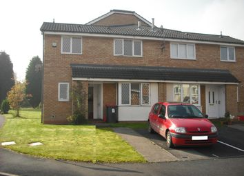 Thumbnail 2 bedroom terraced house to rent in Orient Court, Gresley Close, Madeley, Telford
