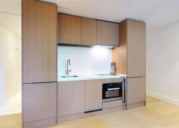 Thumbnail 1 bed flat to rent in Rathbone Square, London
