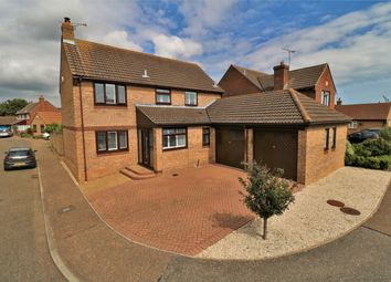 Thumbnail 4 bed detached house for sale in Brightside, Kirby Cross, Frinton-On-Sea, Essex