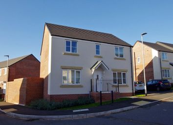 Thumbnail 4 bed detached house for sale in Bullock Way, Newent
