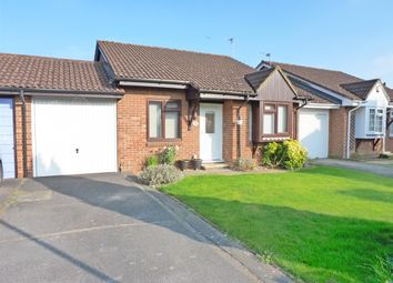 Thumbnail 2 bed detached bungalow for sale in Knights Garden, Hailsham