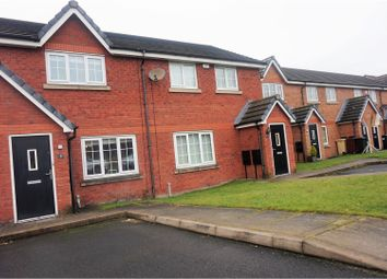 Thumbnail 2 bedroom town house for sale in Shawcroft View, Bolton