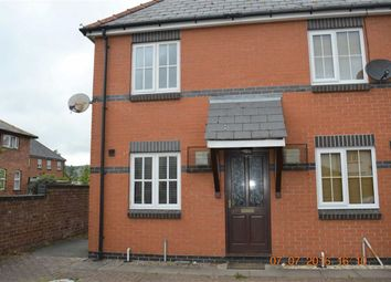 Thumbnail 2 bed end terrace house to rent in 10, Maes Y Neuadd, Caersws, Powys