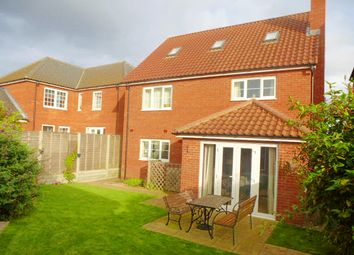 Thumbnail 5 bedroom detached house for sale in Lime Tree Avenue, Long Stratton, Norwich