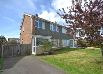 Thumbnail 3 bed semi-detached house for sale in Wellington Gardens, Selsey