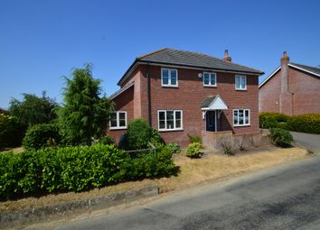 Thumbnail 4 bed detached house to rent in Little Yeldham, Halstead, Essex