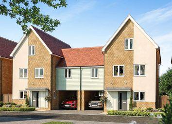 Thumbnail 4 bedroom link-detached house for sale in Thorpe Road, Longthorpe, Peterborough