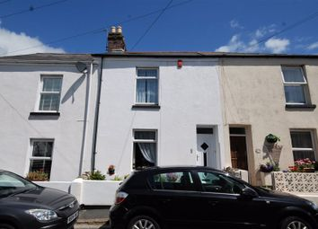 Thumbnail 2 bed terraced house for sale in South View, Crownhill, Plymouth