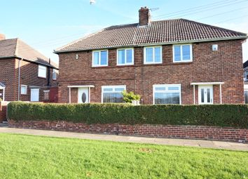 Thumbnail 2 bedroom semi-detached house for sale in Grimston Walk, Berwick Hills, Middlesbrough