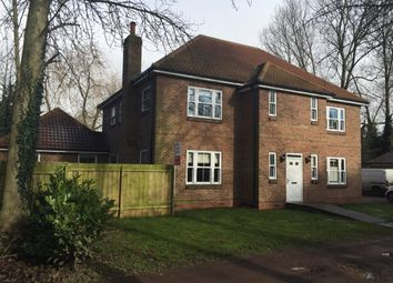 Thumbnail 4 bed detached house to rent in Main Road, Melton, North Ferriby