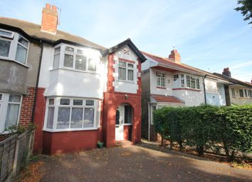 Thumbnail 3 bed semi-detached house to rent in Cateswell Road, Hall Green/Sparkhill