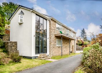 Thumbnail 4 bed detached house for sale in Slaithwaite Road, Meltham, Holmfirth