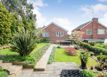 Thumbnail 3 bed detached bungalow for sale in Marshall Road, Mapperley, Nottingham