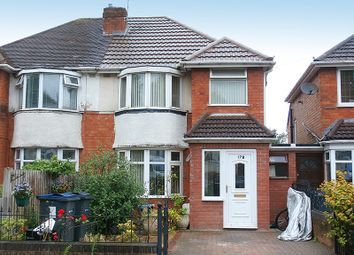 Thumbnail 3 bed semi-detached house for sale in Parkdale Road, Sheldon, Birmingham