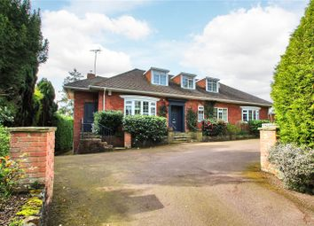 Thumbnail 3 bed detached house for sale in Stone Street Road, Ivy Hatch, Sevenoaks, Kent