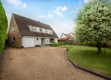 3 bed detached house for sale in Bury Road, Wortham, Diss IP22