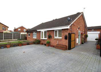 Thumbnail 2 bed bungalow for sale in Beckbridge Way, Normanton